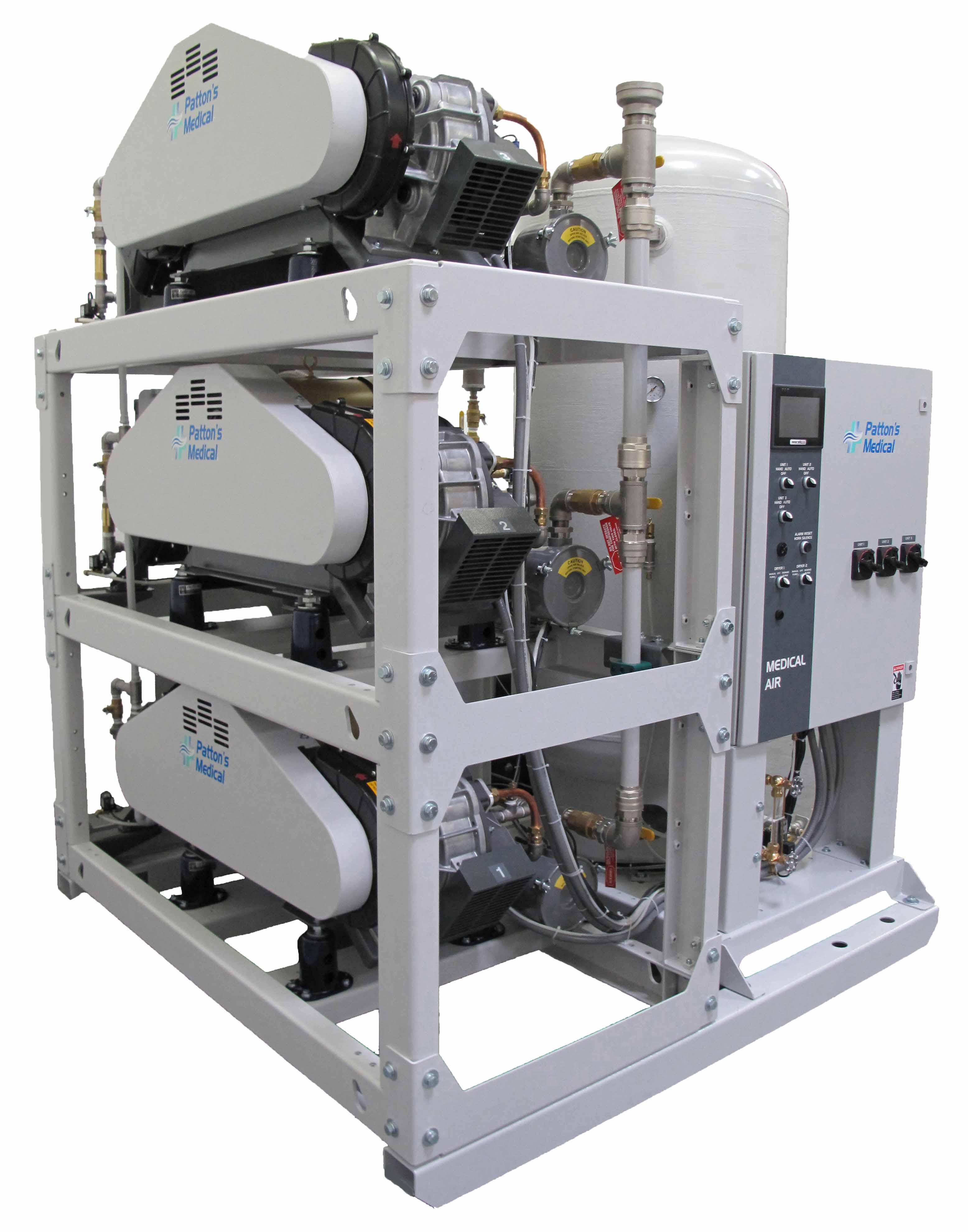 laboratory scroll compressor