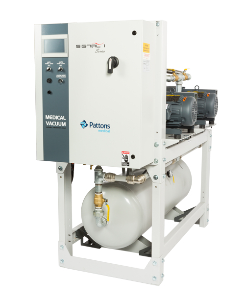rotary claw vacuum pump